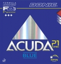 "DONIC "" Acuda Blue P1 Turbo "" (P)"